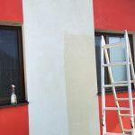 Profesionálne čistenie - čistenie fasády