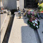Profesionálne čistenie - čistenie pomníkov