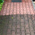 Profesionálne čistenie - vyčistenie dlažby